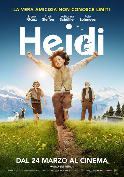 Risultati immagini per Heidi.2015